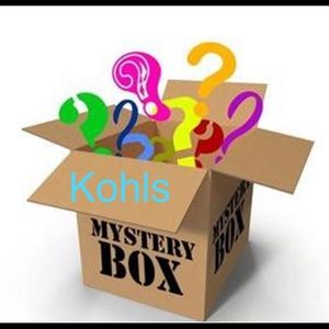 Kohls' Brands Mystery Box